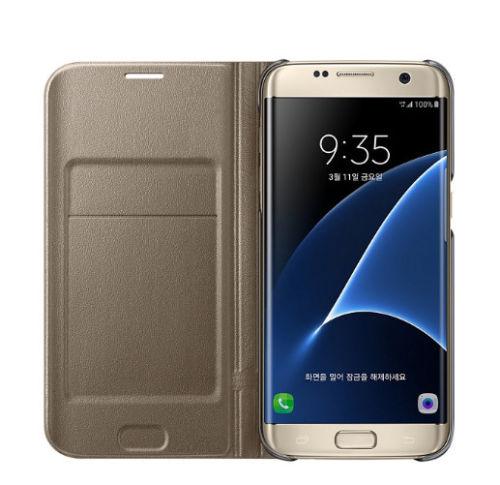 Bao da Samsung Galaxy S7 Edge Led view cover