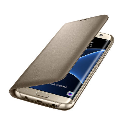 Bao da Samsung Galaxy S7 Edge Led view cover