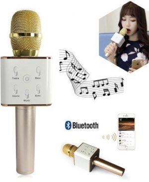 mic kèm loa hát karaoke trên điện thoại Tunxun Q7