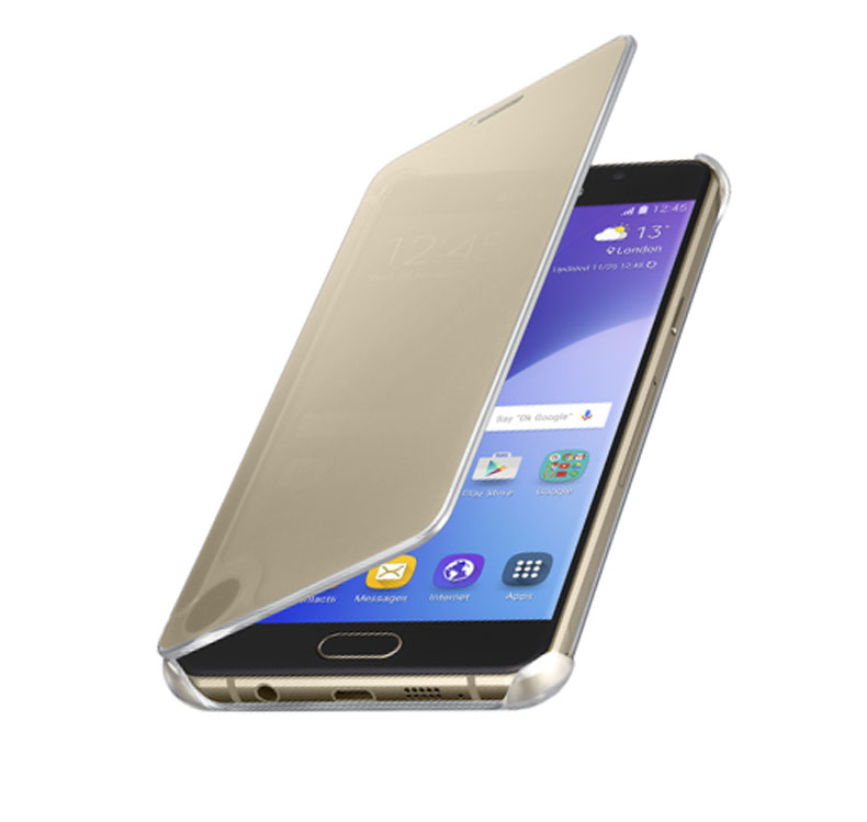 Bao da Samsung Galaxy A7 2016 Clear View cover