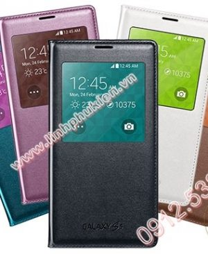 Bao da Samsung Galaxy S5 S View Cover