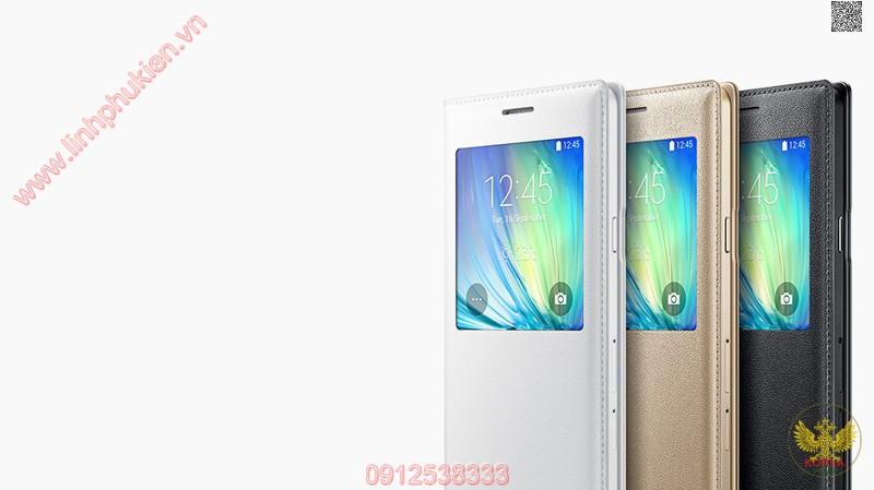Bao Samsung Galaxy A7 S View Cover