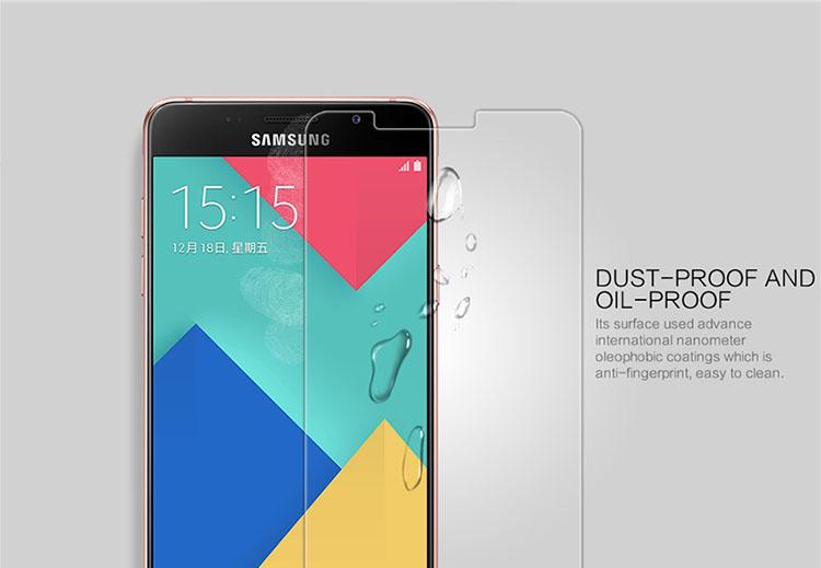 Dán kính cường lực chống vỡ màn hình Samsung Galaxy A9