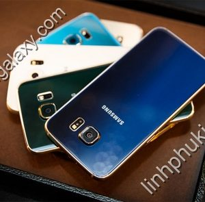 Nắp lưng Nắp pin Samsung Galaxy S6 / N910 chính hãng