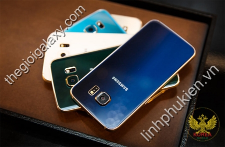 Nắp lưng Samsung galaxy S6 Edge chính hãng