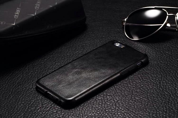 Ốp lưng da iphone 6 6s chất liệu da mềm chống xước
