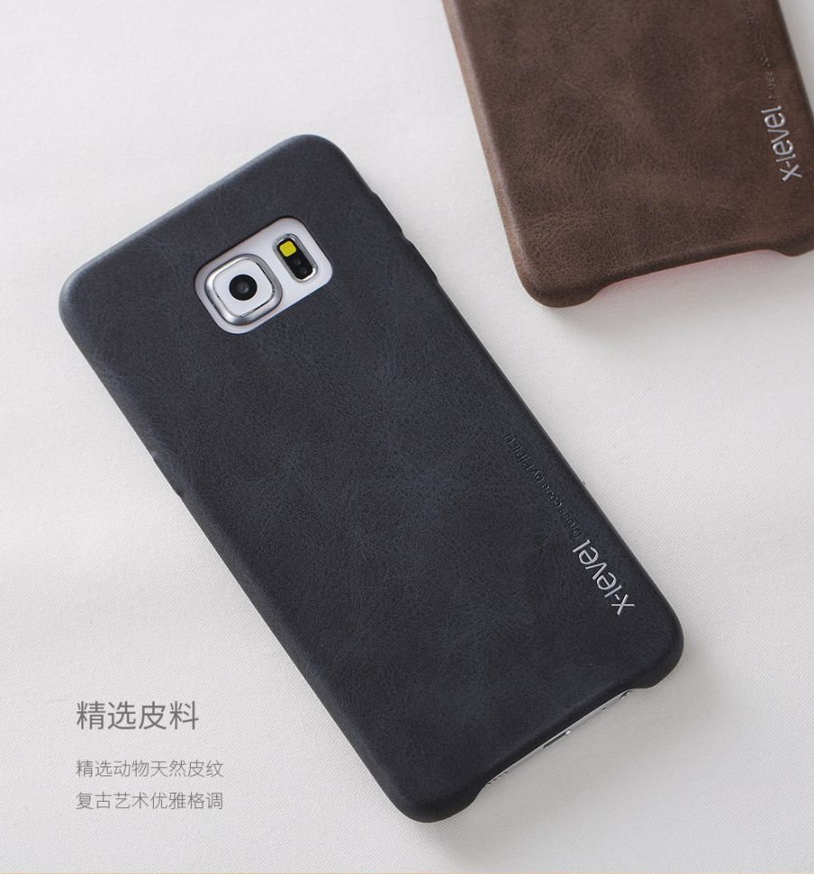 Ốp lưng da Samsung Galaxy J5 X-level