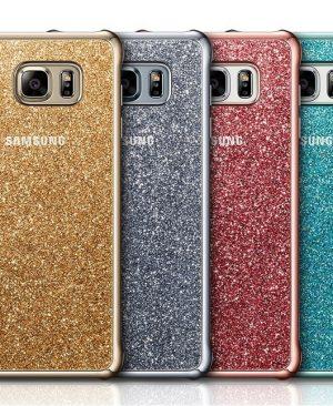 Ốp lưng Sam Sung Galaxy Note 5 gắn nhũ đá Glitter