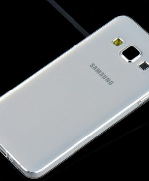Ốp lưng Samsung Galaxy A5 silicon trong suốt