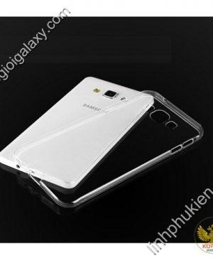 Ốp lưng Samsung Galaxy A8 silicon dẻo HOCO