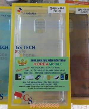 Ốp lưng Samsung Galaxy Note 4 N910 GS TECH