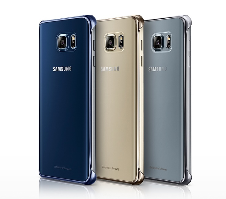 Ốp lưng Samsung Galaxy Note 5 Glossy Cover trong suốt