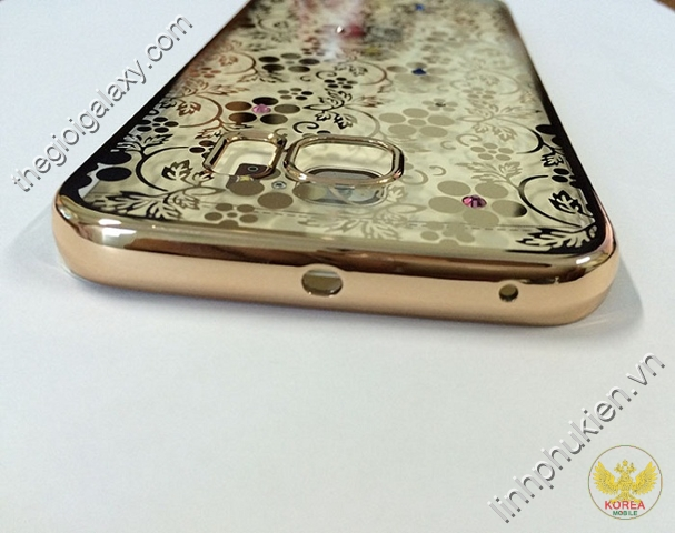 Ốp lưng Samsung Galaxy S6 / S6 Edge Meephone Họa tiết