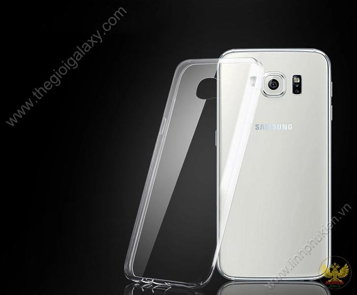 Ốp lưng silicon Samsung Galaxy S6 siêu mỏng hiệu HOCO