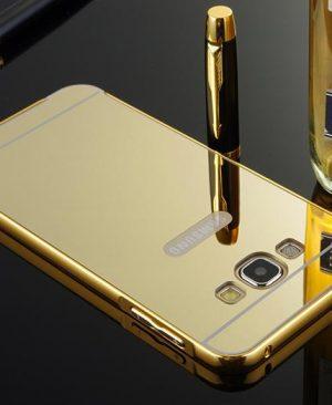 Ốp viền kèm nắp lưng gương Samsung Galaxy A3