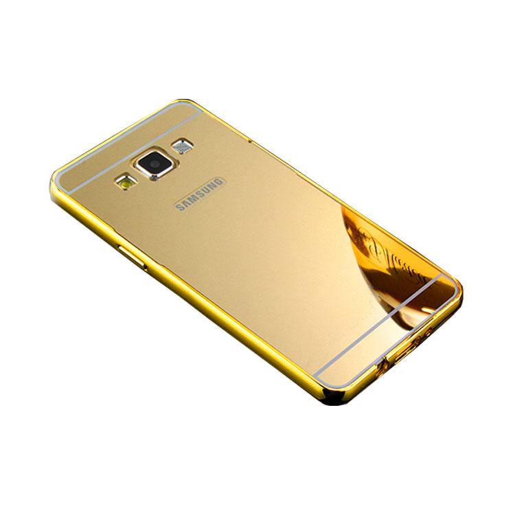 Ốp viền kèm nắp lưng gương Samsung Galaxy A7