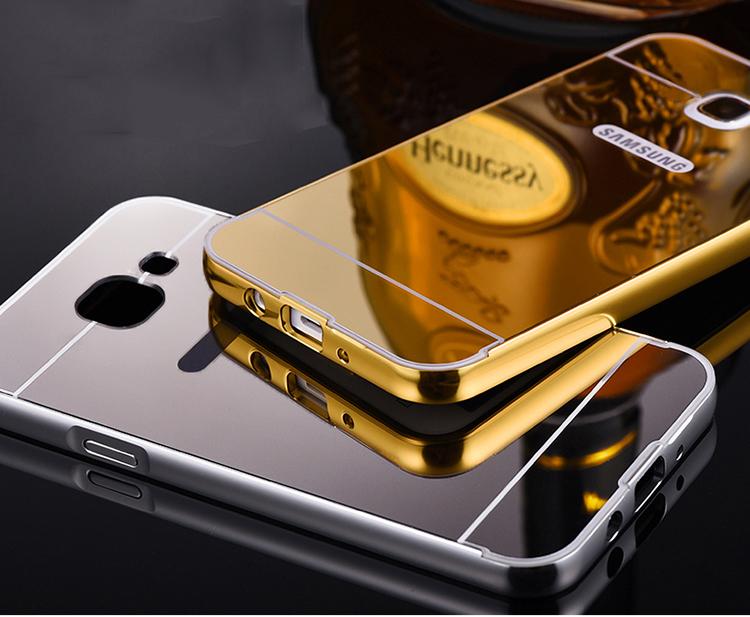 Ốp viền kèm nắp lưng gương Samsung Galaxy S5