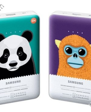 Pin sạc dự phòng Samsung animal chính hãng 11300 mAh