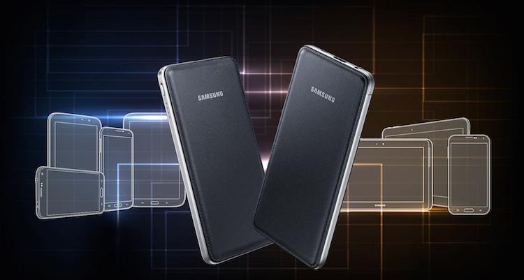 Sạc pin dự phòng Samsung 9500mAh chính hãng