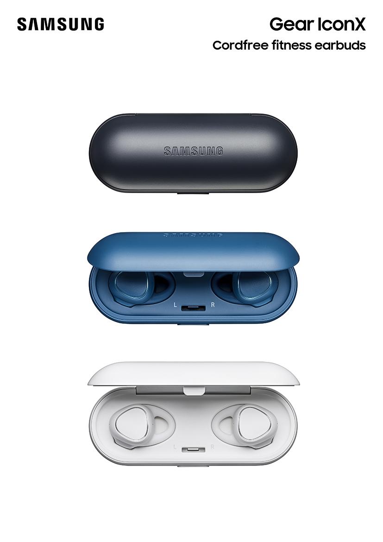 Tai nghe Bluetooth Gear IconX Samsung