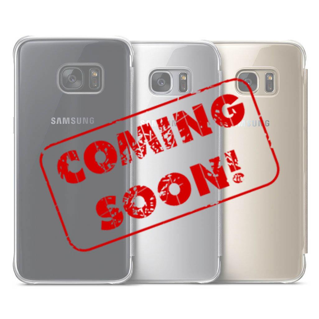 Samsung Galaxy S8 edge clear view cover